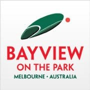 bayview on the park logo